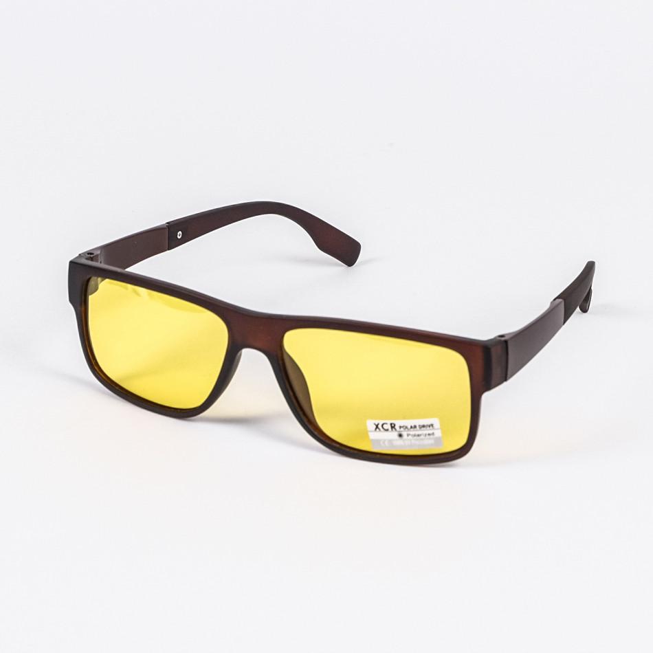 Квадратни слънчеви очила широка дръжка Polar Drive il200720-18
