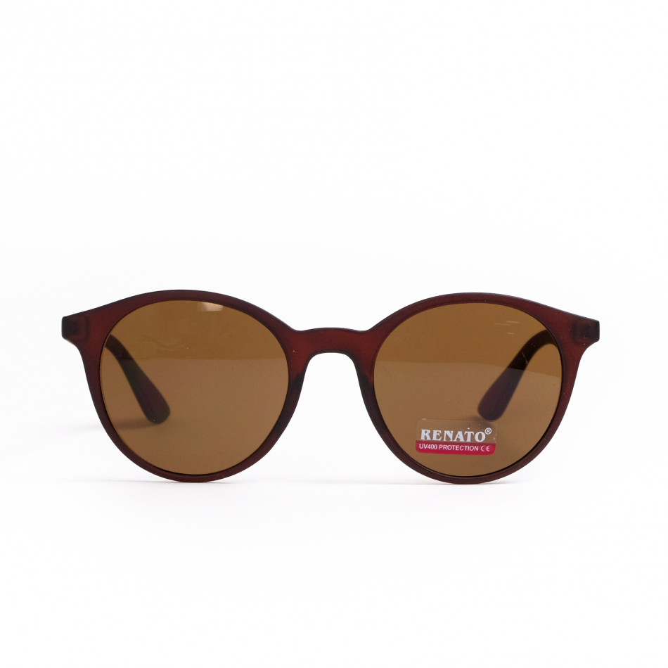 Basic кафяви очила пеперуда il200521-9