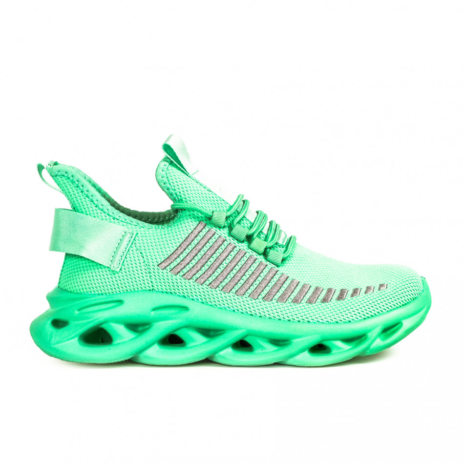 Мъжки маратонки Rogue цвят мента it051021-1