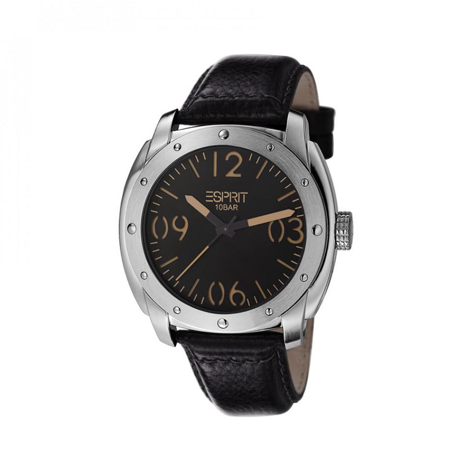 Мъжки часовник Esprit с кафяви стрелки и цифри ES106381001