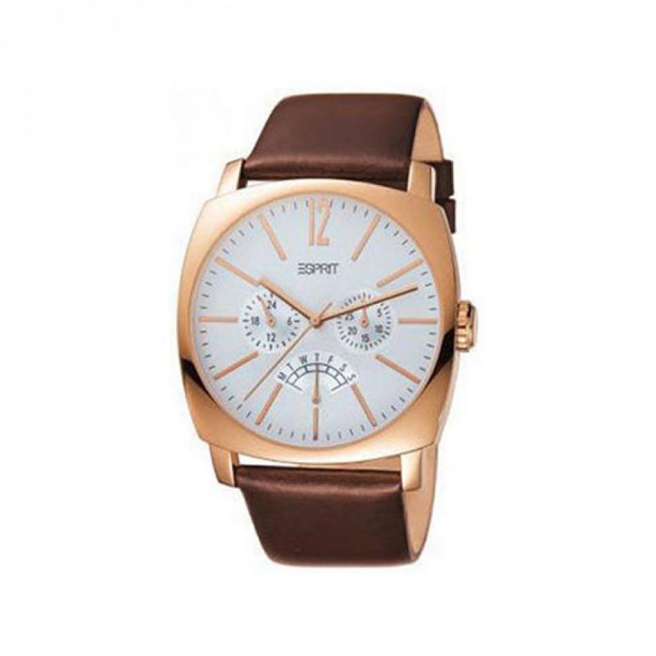 Мъжки часовник Esprit със златисти стрелки и индекси ES102291003