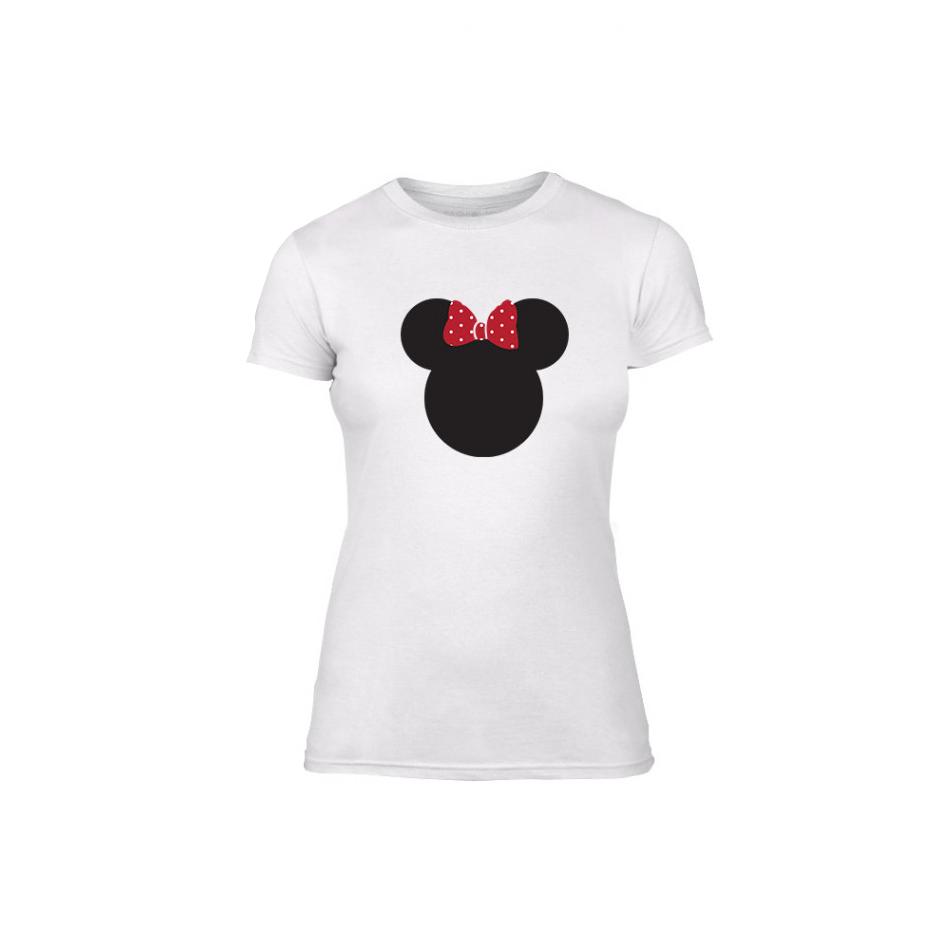 Дамска тениска Mickey & Minnie, размер S TMNLPF028S