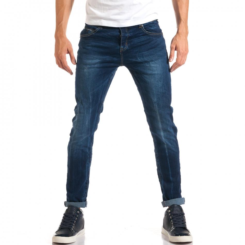 Мъжки дънки изчистен модел it160916-12
