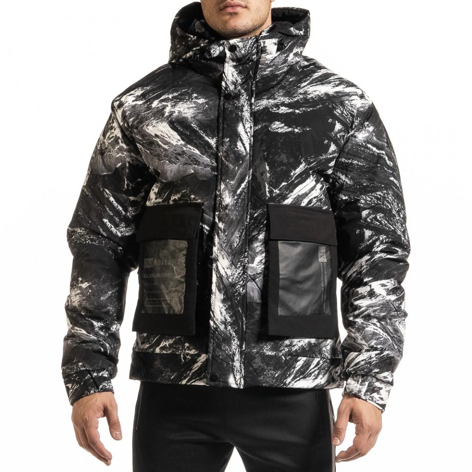 Функционално зимно камуфлажно яке SNOW it301020-11
