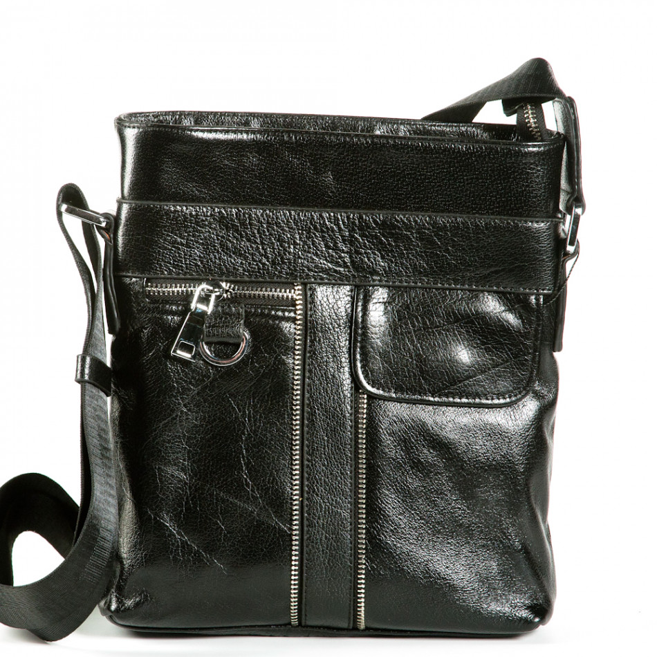 Чанта през рамо  1176-black