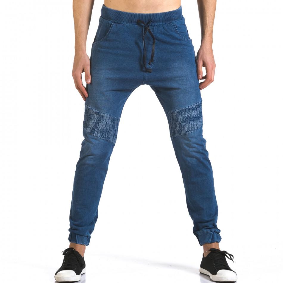 Мъжки потури син деним it110316-1