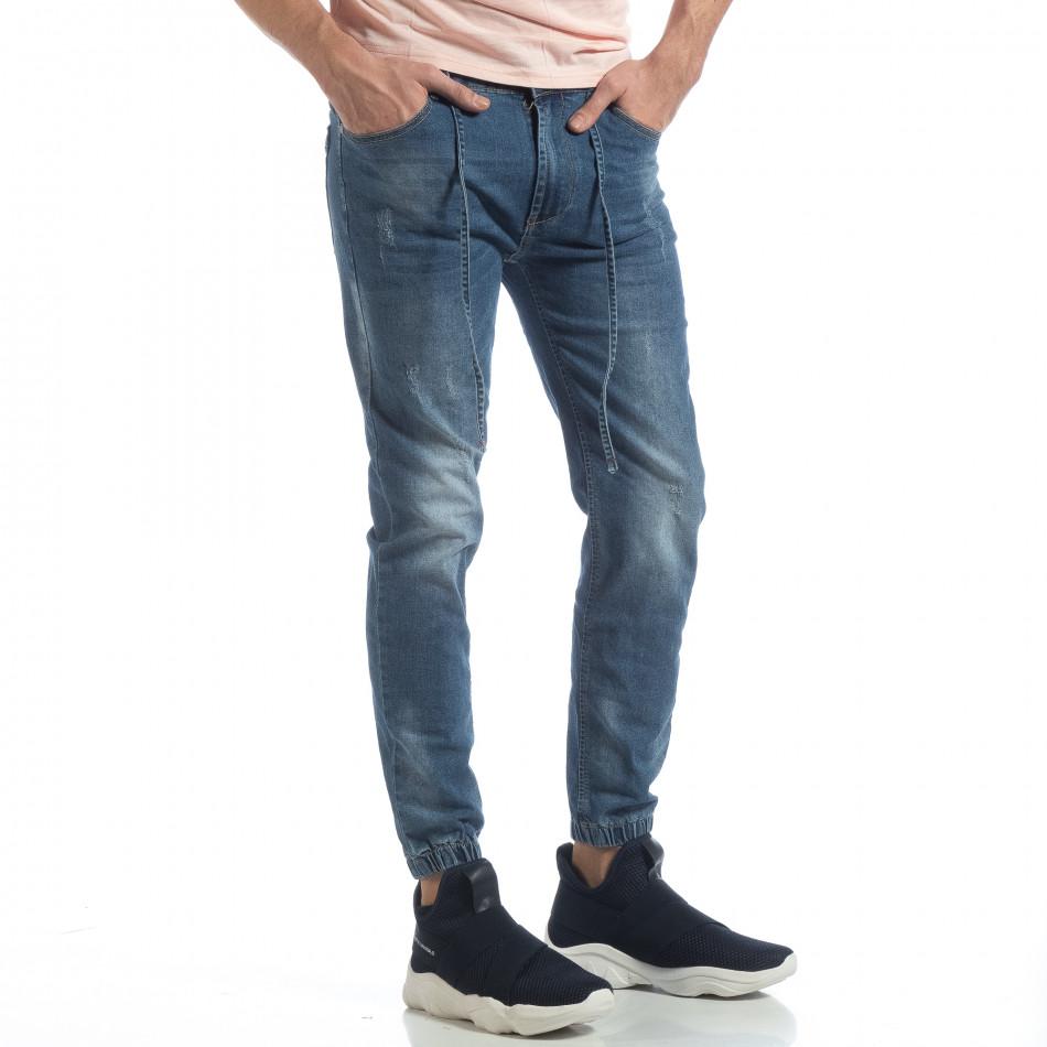 Мъжки син Jogger Jeans it040219-3