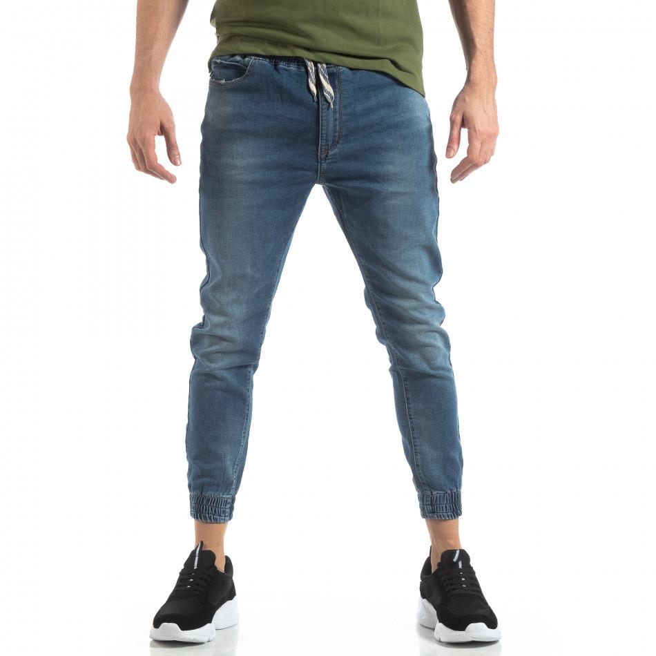 Мъжки син Jogger Jeans it210319-2