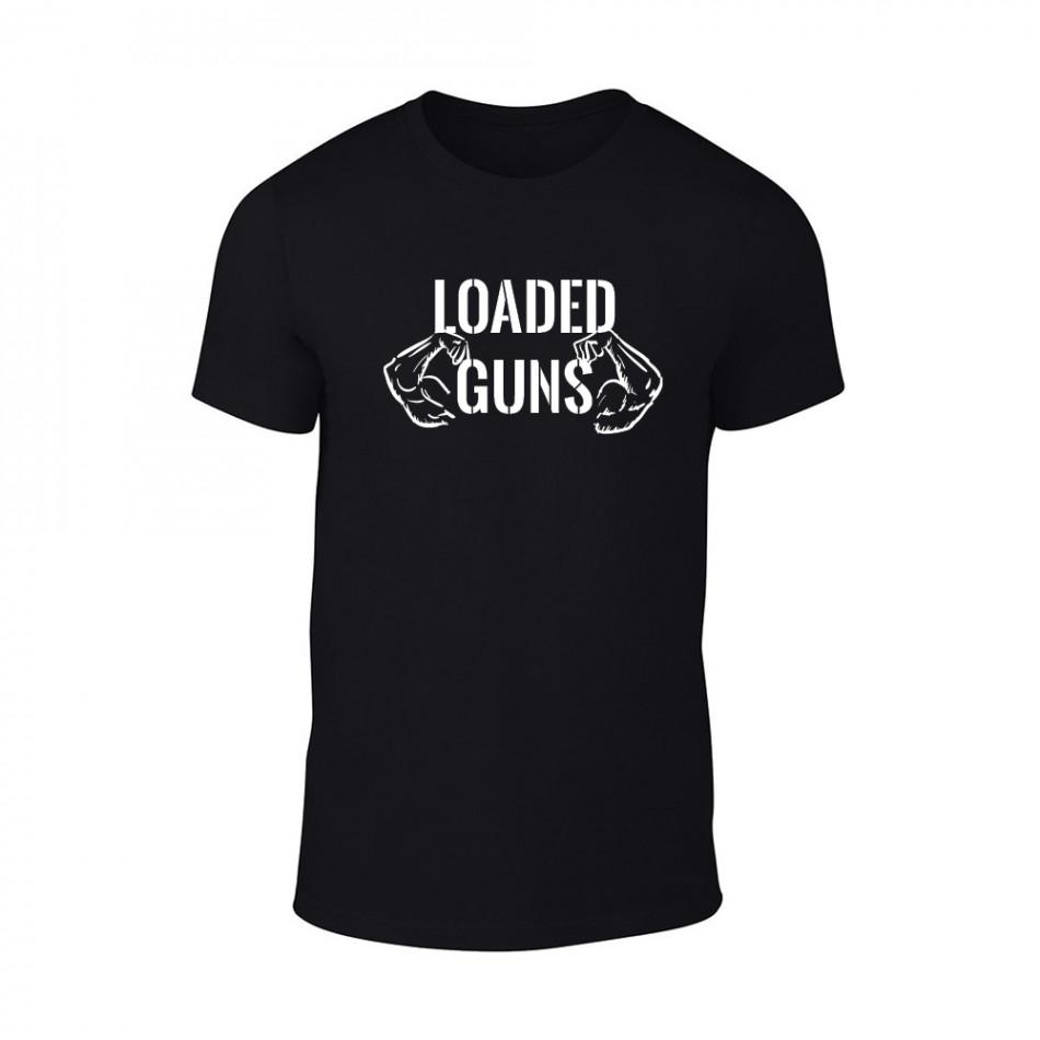 Мъжка тениска Loaded Guns, размер S TMNSPM006S