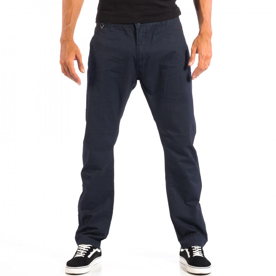 Mъжки син Regular панталон House lp060818-94