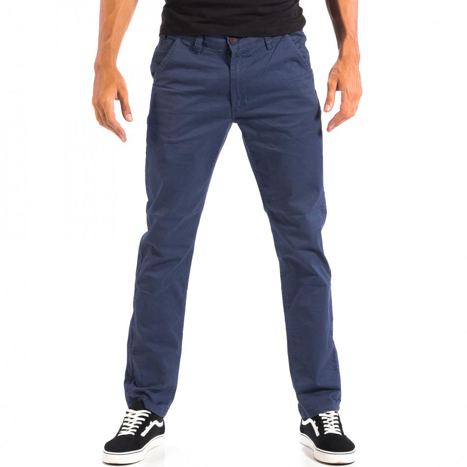 Мъжки син Chino панталон CROPP lp060818-100