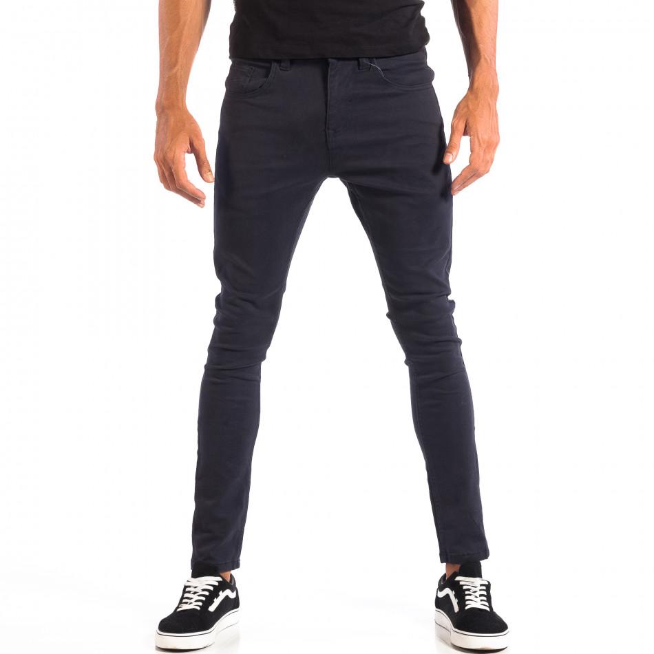Мъжки син Skinny панталон CROPP lp060818-89
