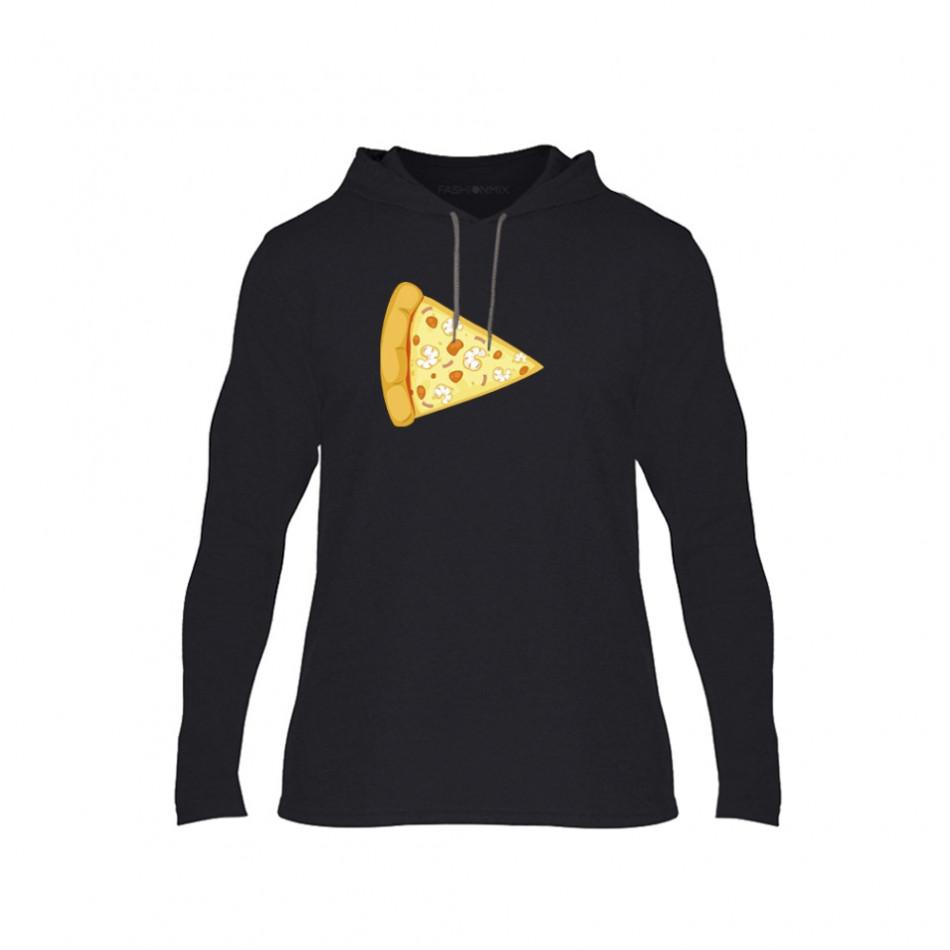 Мъжки суичър Pizza, размер M TMNCPM136M