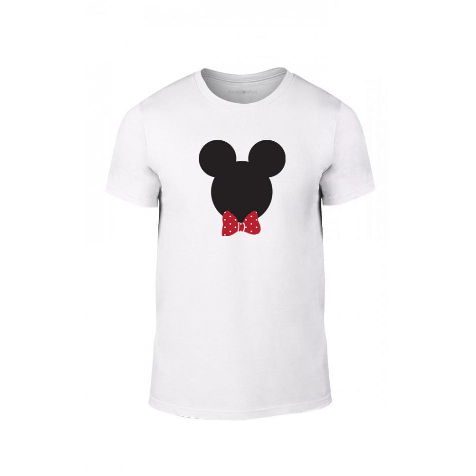 Мъжка тениска Mickey & Minnie, размер L TMNLPM028L