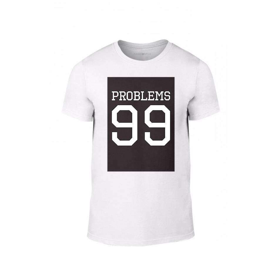 Мъжка тениска 99 Problems Aint 1, размер XL TMNLPM032XL