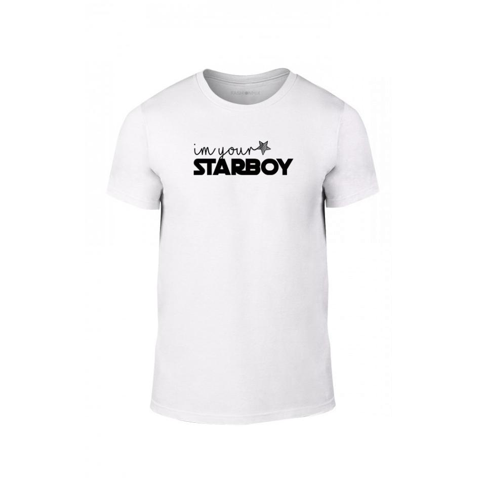 Мъжка тениска Starboy & Stargirl, размер L TMNLPM007L