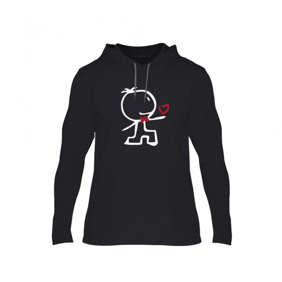 Мъжки суичър Love Gift, размер L TMNCPM172L