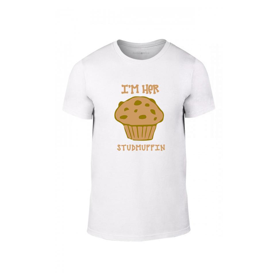 Мъжка тениска Muffin Cupcake, размер L TMNLPM175L