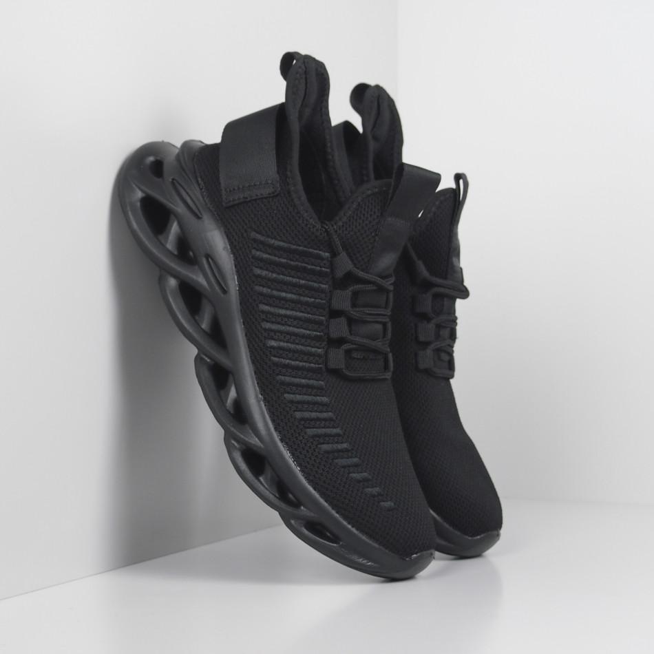 Мъжки маратонки Rogue All black it281119-4