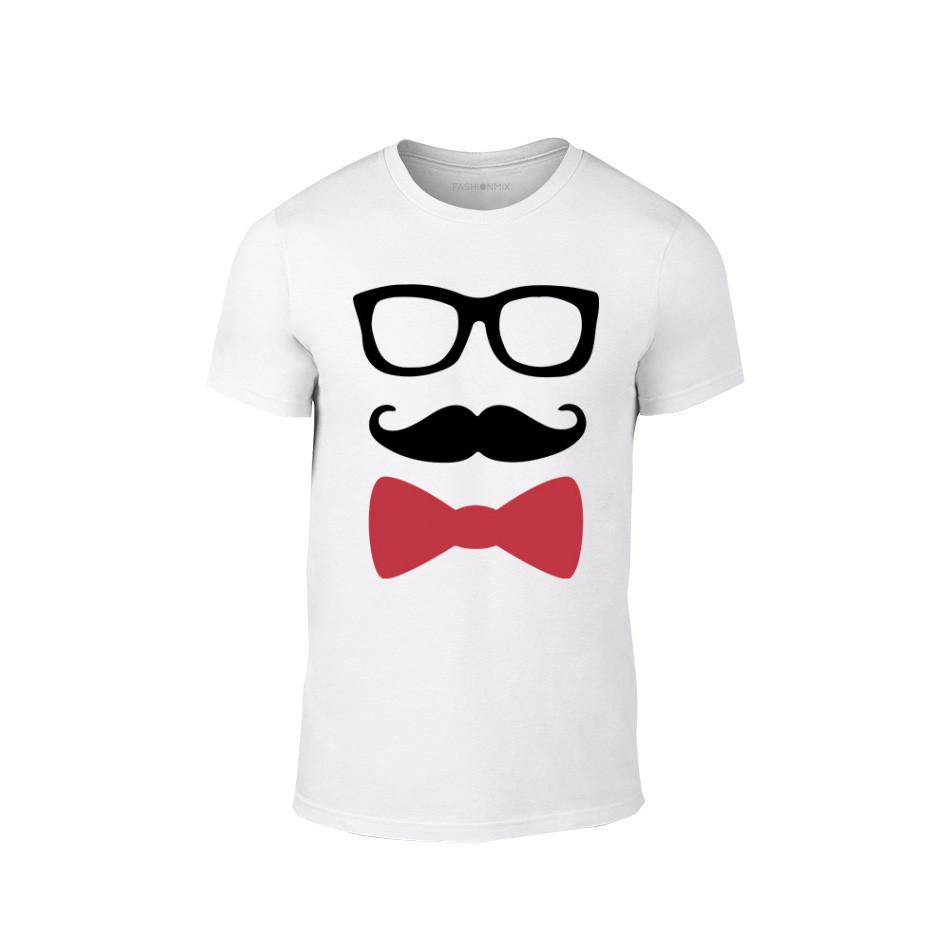 Мъжка тениска Hipster, размер S TMNLPM167S