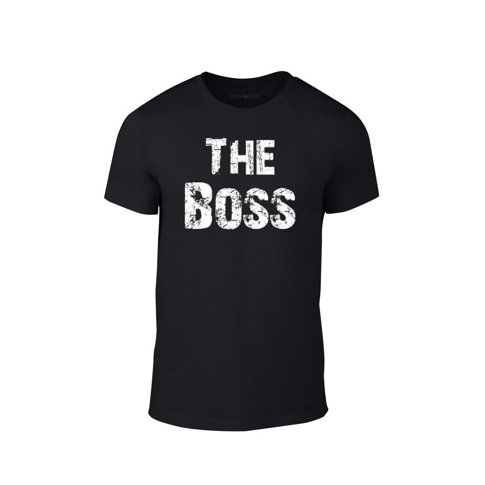 Мъжка тениска The Boss, размер M TMNLPM140M