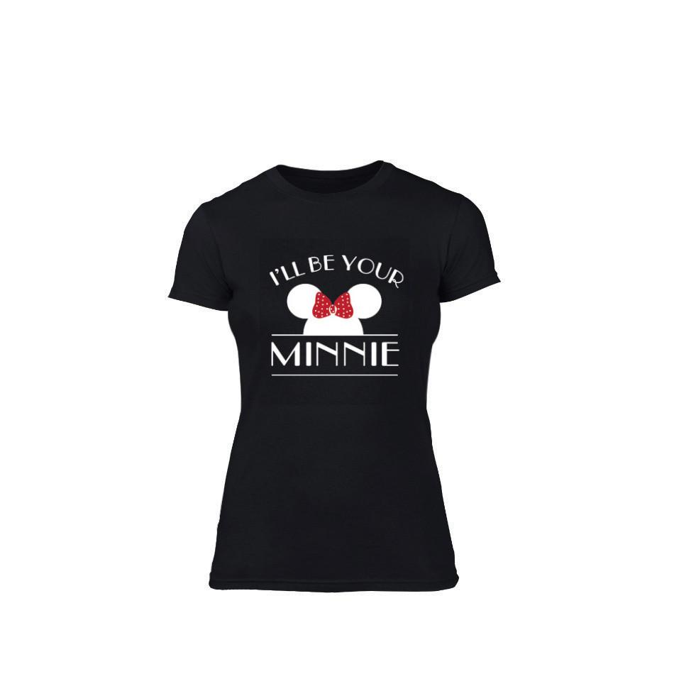 Дамска тениска I Will Be Your, размер M TMNLPF118M