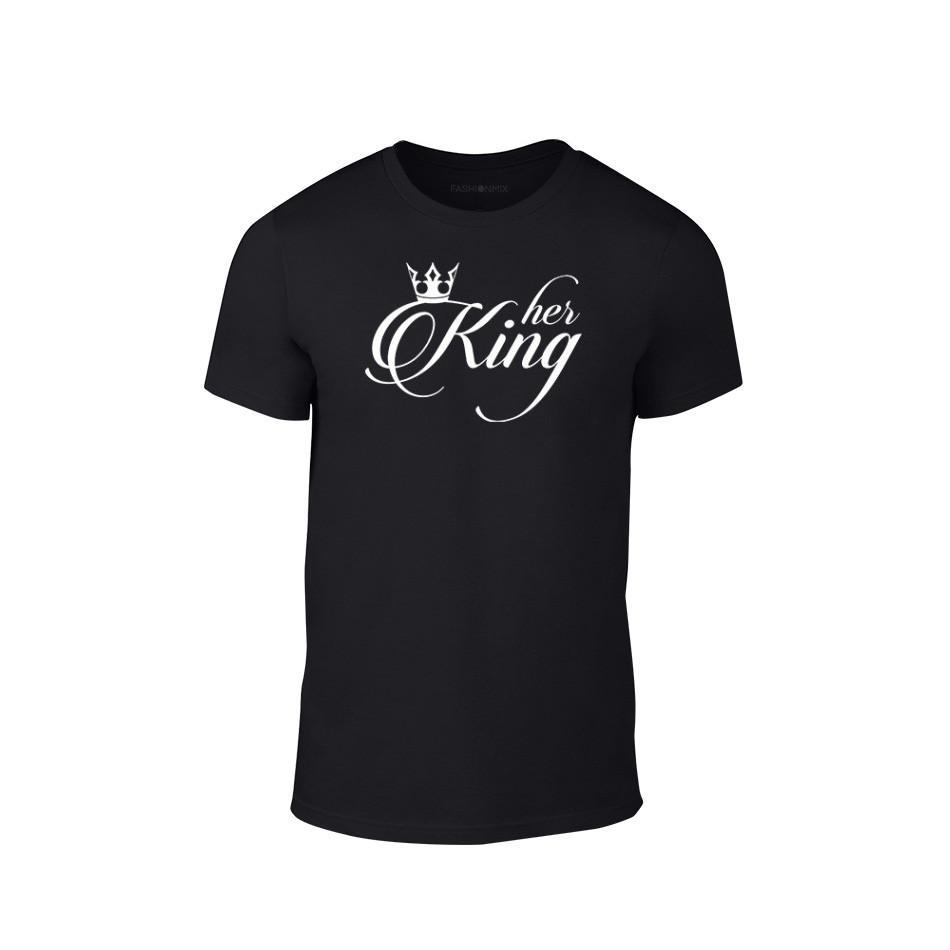 Мъжка тениска King, размер L TMNLPM014L