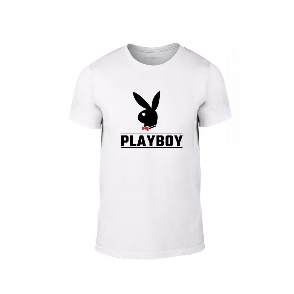 Мъжка тениска Playboy, размер XL TMNLPM250XL