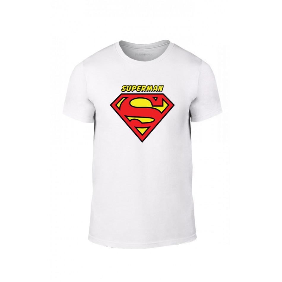 Мъжка тениска Superman & Supergirl, размер XL TMNLPM040XL