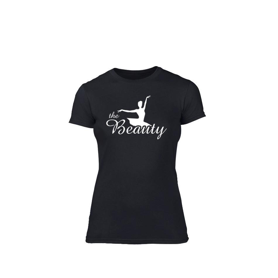 Дамска тениска Beauty , размер M TMNLPF010M