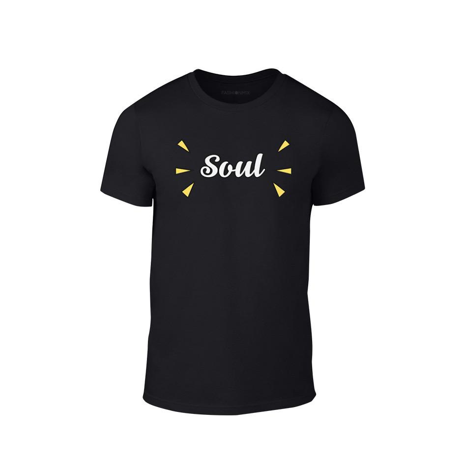 Мъжка тениска Soul, размер S TMNLPM031S