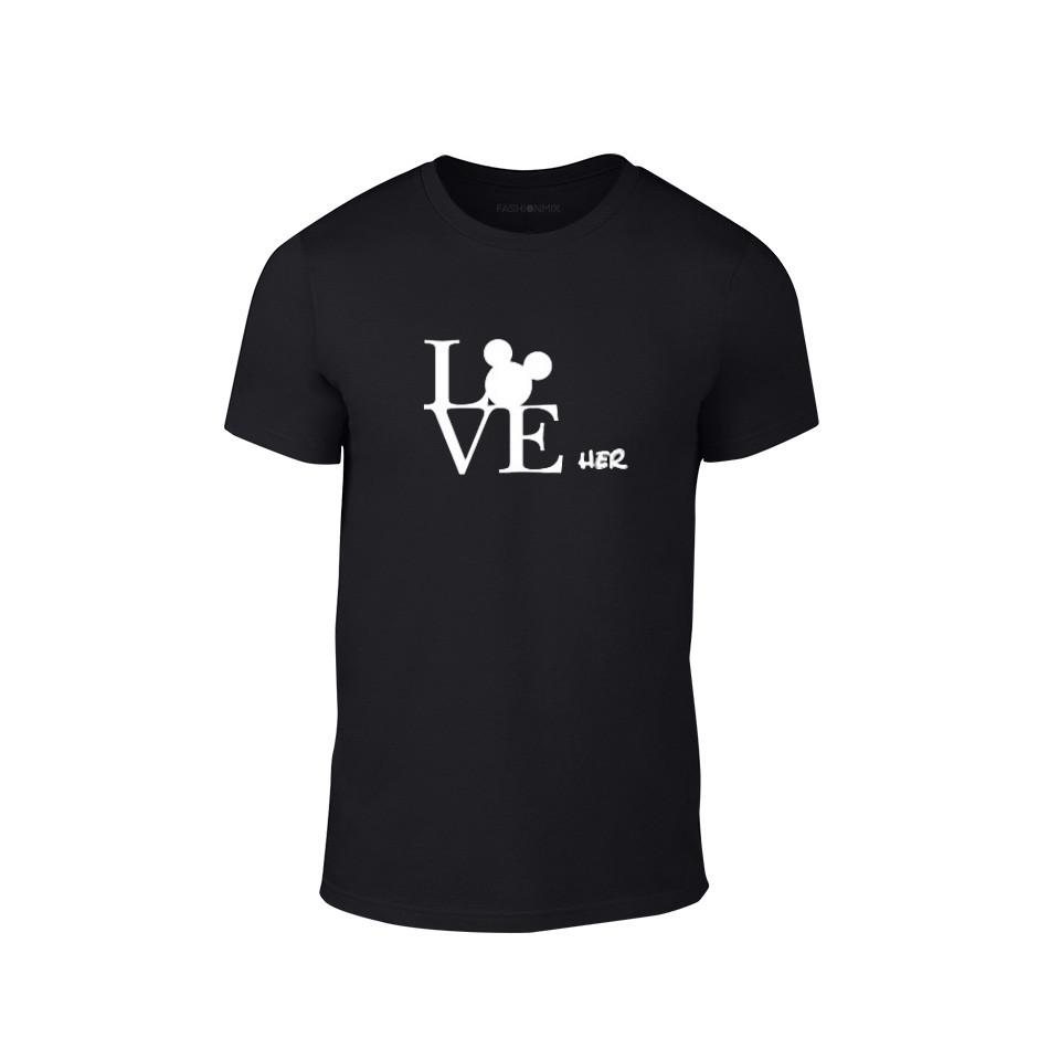 Мъжка тениска Love Her, размер S TMNLPM116S