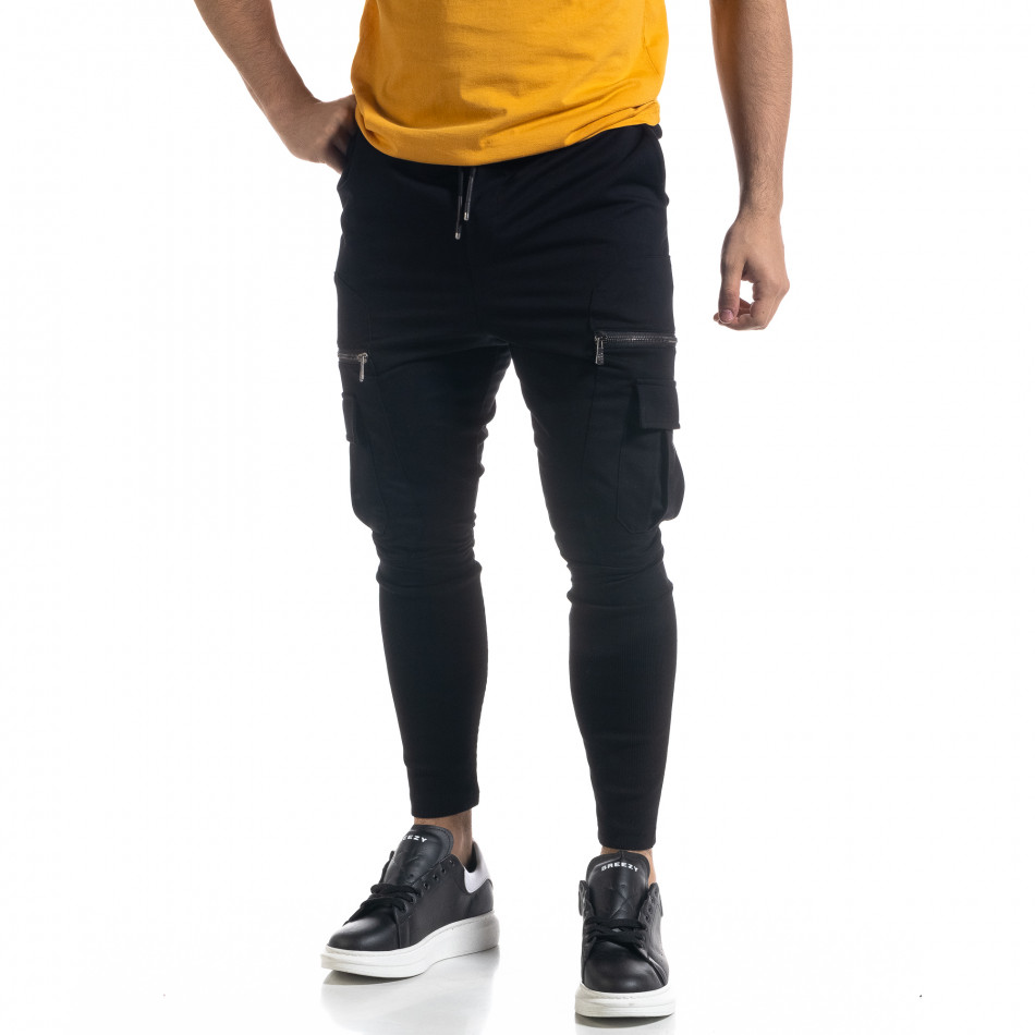 Cargo мъжки трикотажен панталон tr110320-132