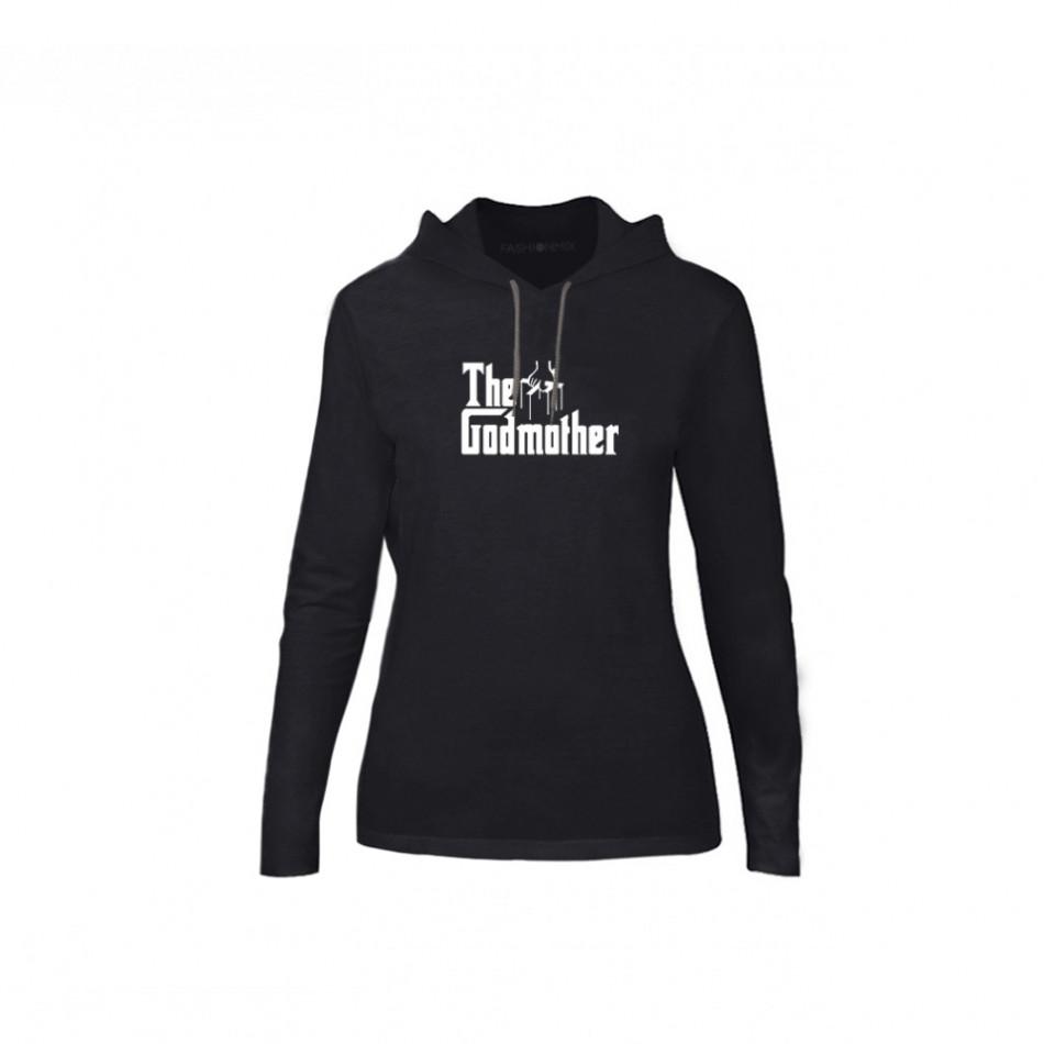 Дамски суичър Godfather & Godmother, размер XL TMNCPF063XL