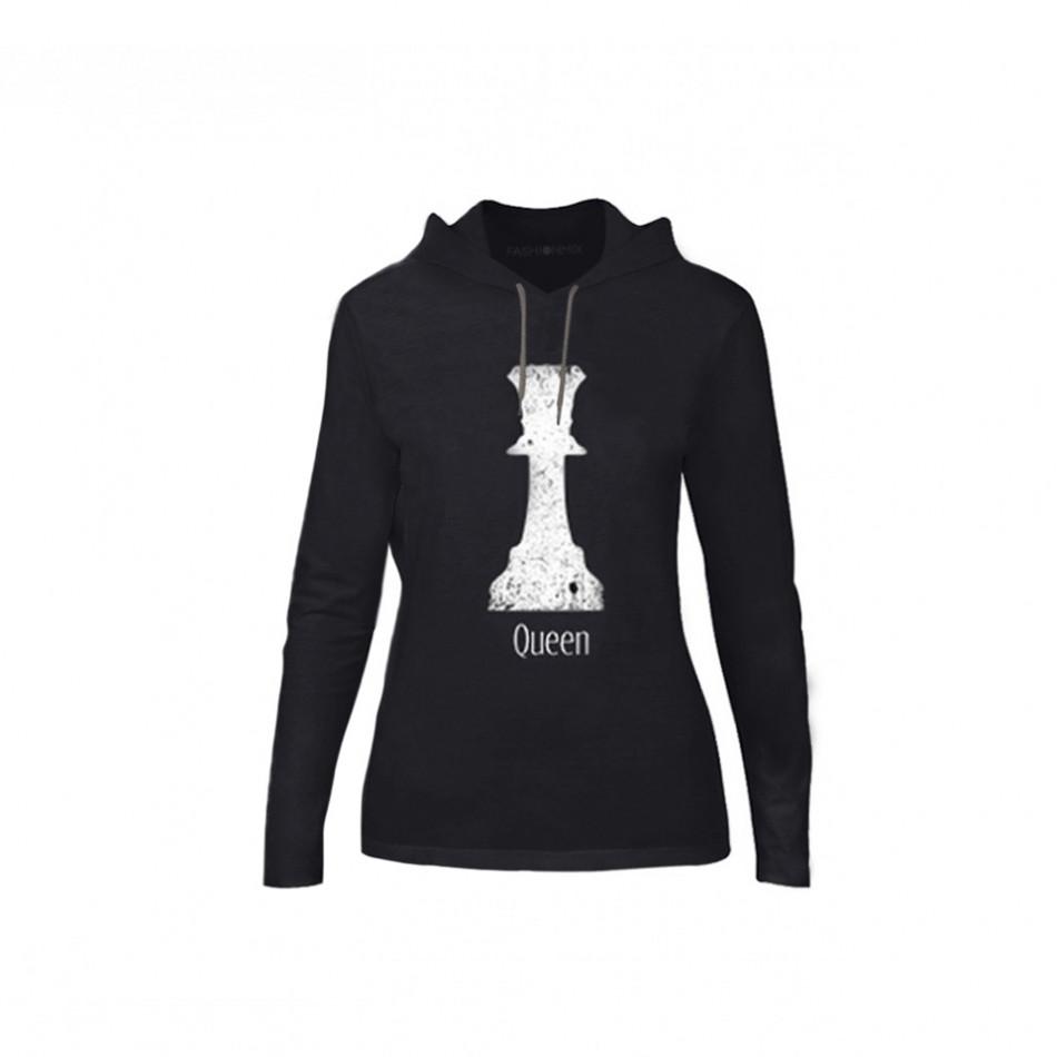 Дамски суичър Chess, размер S TMNCPF112S