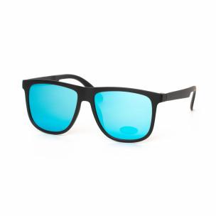 Traveler огледални очила в синьо