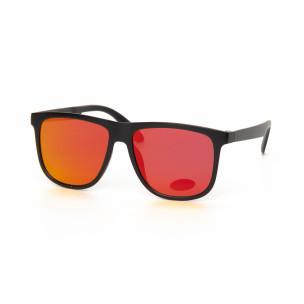 Traveler огледални очила в червено