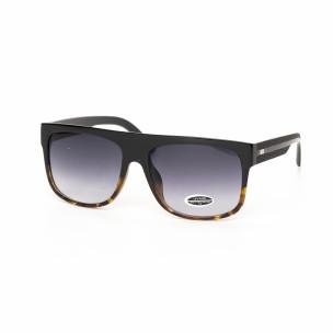 Urban слънчеви очила рогова рамка и черно