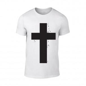 Мъжка тениска Cross, размер XL