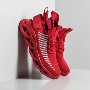 Мъжки маратонки Rogue в червено