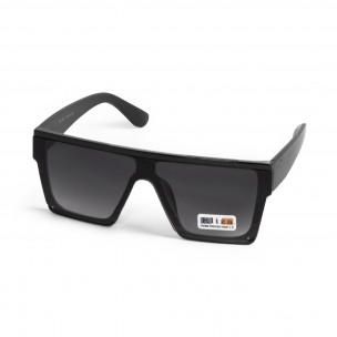 Трапецовидни опушени очила тип маска  2