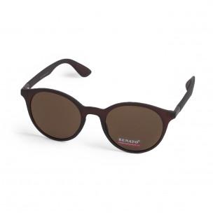 Basic кафяви очила пеперуда 2