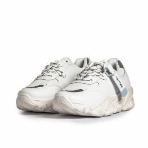 Дамски бели маратонки Vintage. Размер 38  2