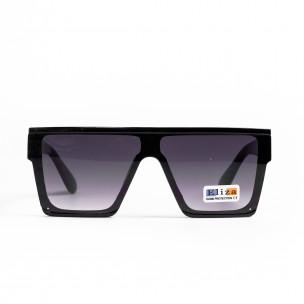 Трапецовидни опушени очила тип маска