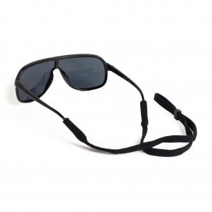Текстилна връзка за очила
