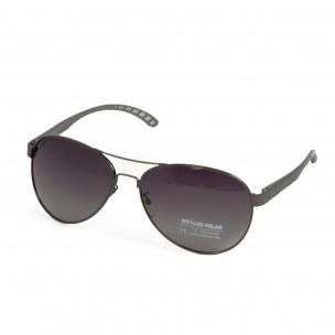 Опушени пилотски слънчеви очила  2