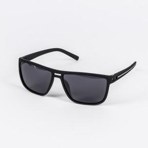 Слънчеви очила White line черни стъкла Aedoll