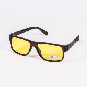Квадратни слънчеви очила широка дръжка Polar Drive