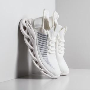 Мъжки маратонки Rogue в бяло