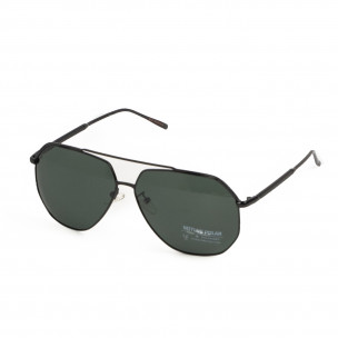Пилотски слънчеви очила зелени стъкла 2